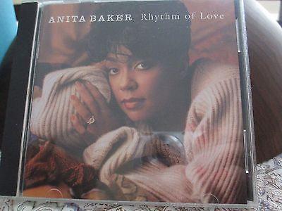 Anita Baker Rythym of Love