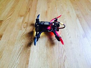 Two full quadcopters + extras