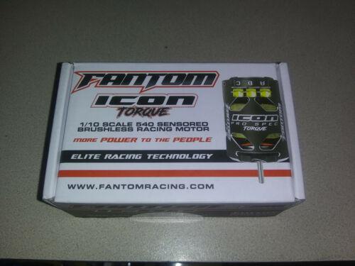 FAN19217S ICON 17.5 Turn 17.5T Pro Spec Brushless Motor New In Box