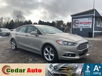 2016 Ford Fusion SE London Ontario Preview