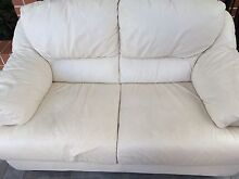 Genuine leather couch for sale Randwick Eastern Suburbs Preview