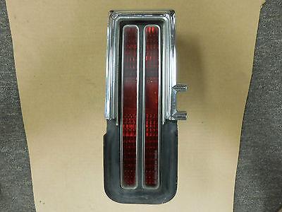 1968 Oldsmobile 98 Left Tail Light