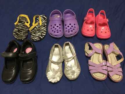 Girls Shoes - size 11 and 11 1/2 Kenmore Brisbane North West Preview