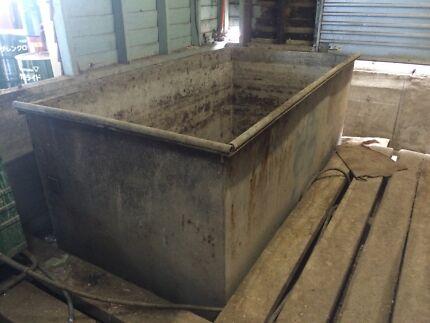 Steel Tank Bundamba Ipswich City Preview