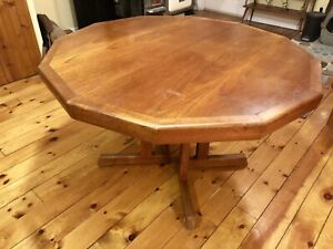 Teak kitchen table