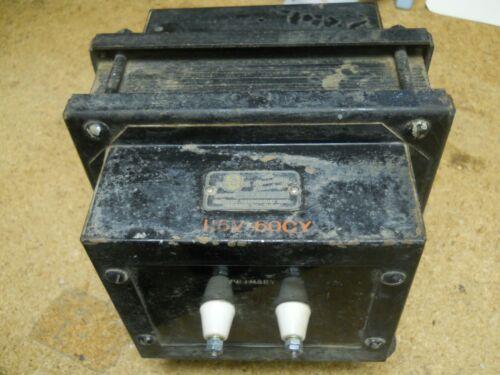 Vintage Stancor P-8028 HIGH VOLTAGE Transformer