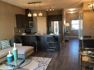 BUY NEW Leduc Townhome NO DOWNPAYMENT NO CONDO FEES only 1 left
