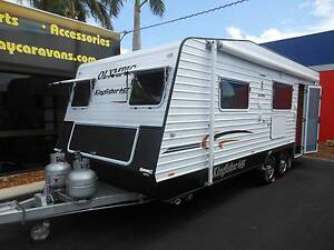 2013 Olympic Kingfisher 655, (Javelin) Single Beds; Ensuite Pialba Fraser Coast Preview