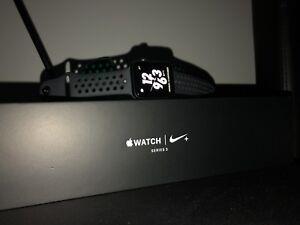 Apple Watch Series 3 NIKE plus