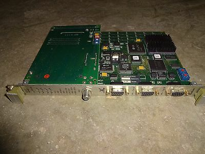Modicon 160cpu42401 Host 984 Vme486 64k 160-cpu-424-01