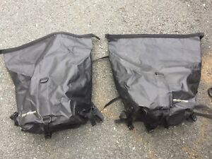 Motorcycle dry luggage bags