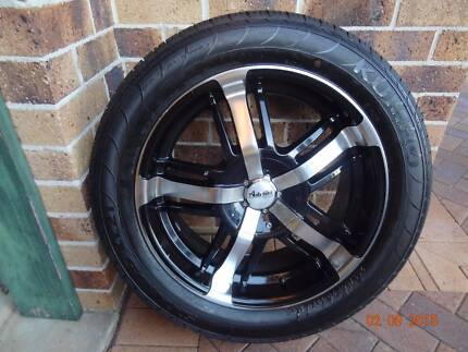 """20"""" Avanti Racing rims WITH Semi Low profile tyres Redland Area Preview"""