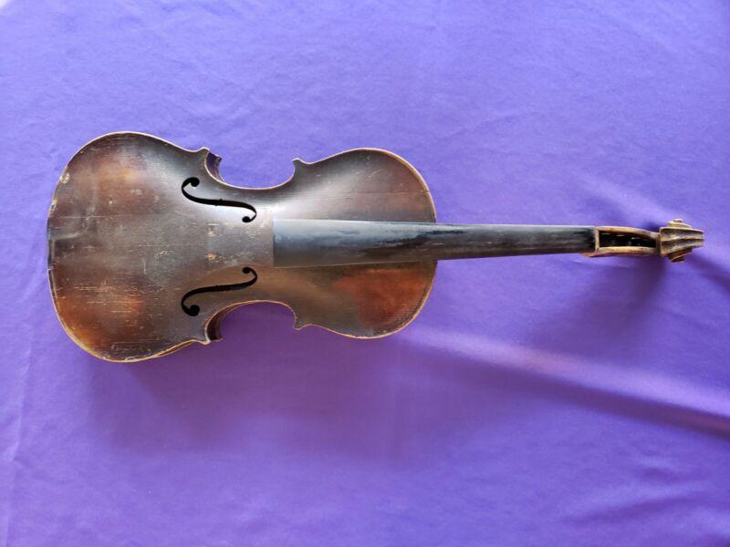 Violin Von Fried Aug Glass handmade by Antonius Stradiuariusfies Fils Cremona