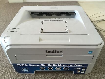 Brother HL-2142 compact laser printer