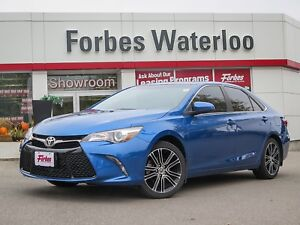 2016 Toyota Camry 1 OWNER LOADED! LIMITED EDT. TOYOTA WARRANTY