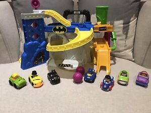 Little People - Batman Playset
