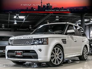 2012 Land Rover Range Rover Sport AUTOBIOGRAPHY|SUPERCHARGED|LOA