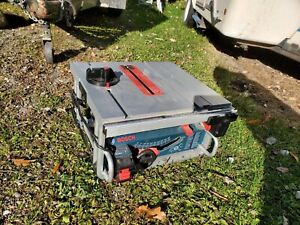 Bosch compact table saw