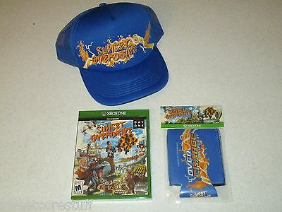 Sunset Overdrive Day One Edition Best Buy Bundle XBOX One Unopened