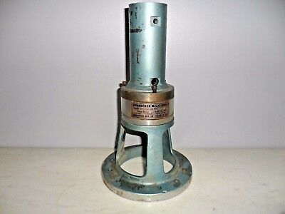 Rockwell Commander Multi Drill Head 2x 5000 Rpm Model 300 Nice Tool