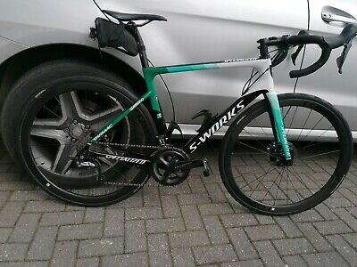 Full carbon road bike 56cm