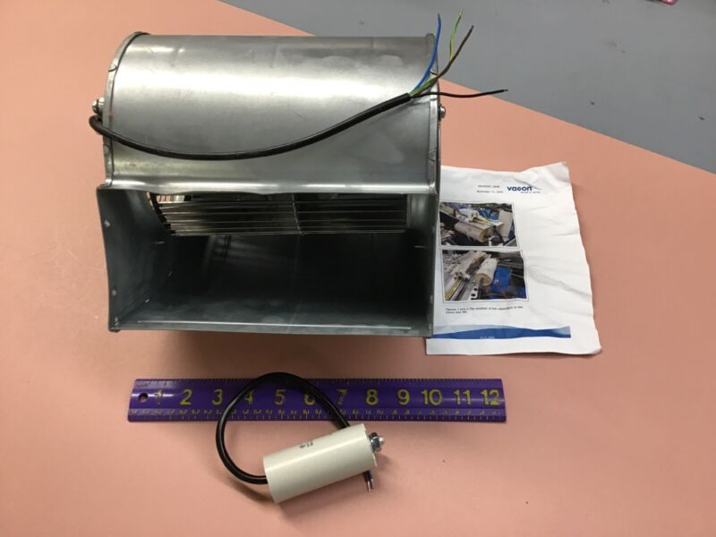 EBMPAPST  D2E133-DM47-A3 INVERTER/COOLING FAN 230V 50/60 Hz, 190/195W (A)
