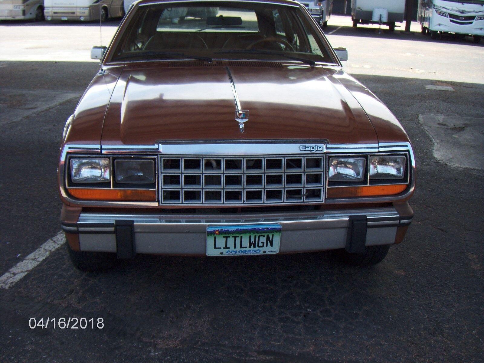 1982 AMC Eagle Limited 1982 AMC Eagle Wagon Limited