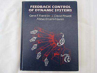 Feedback Control of Dynamic Systems (Addison-Wesley Electrical Engineering)