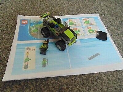 LEGO Sets - 60055 - Monster Truck (2014) Lego City