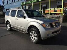2006 Nissan Pathfinder 7 Seater Auto 108,000kms REGO! WARRANTY! Ingleburn Campbelltown Area Preview
