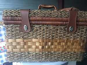 Picnic Basket - Brand New Never Used