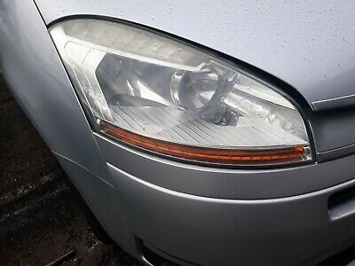 Citroen C4 Cactus 2012-On Valeo 45411 Right Driver Side OS Headlamp Headlight