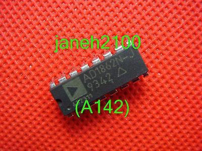 10p Ad1862n-j Ultralow Noise 20-bit Audio Dac