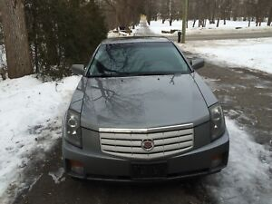 CADILLAC CTS MANUELLE 3.6l 2006 nego