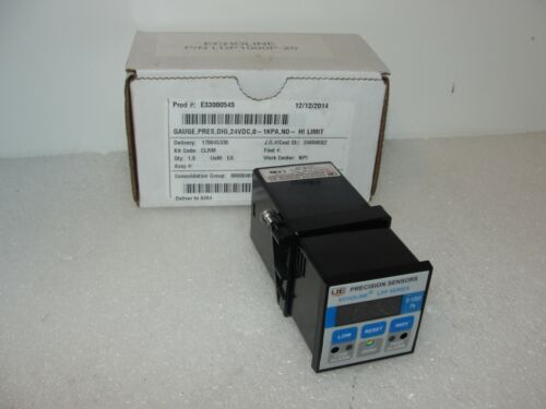 UE Precision Sensors Low Differential Press Indicating Switch LDP1000P-20 NEW