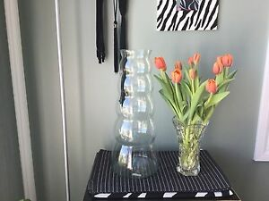 Large tall decorator vase
