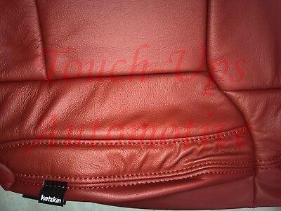 2014-2018 Toyota Tundra CrewMax Katzkin Cardinal Red Leather Seats NEW SR5 TRD