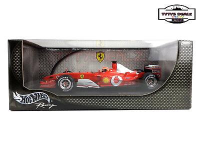 Formel 1 Schumacher Ferrari F2003 Tabak Decals mit Kiemen in 1:18