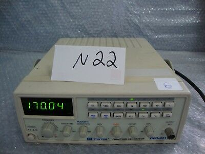 Gw Instek Gfg-8219a Function Generator