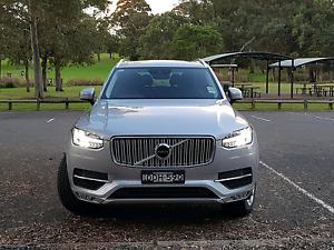 Volvo XC90 MY16 D5 Inscription Turbo Diesel Guildford Parramatta Area Preview