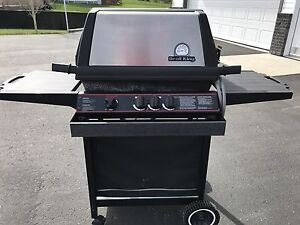 Broil King - Natural Gas BBQ, Good Condition