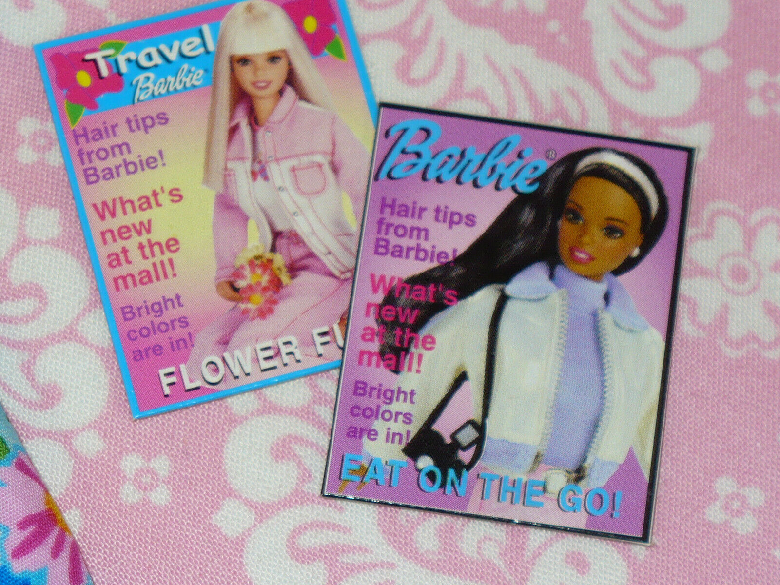 Mattel Barbie Doll Clothing Lot FASHION AVENUE Rare TROPICAL TRIP Mix Match 2000 - $71.99