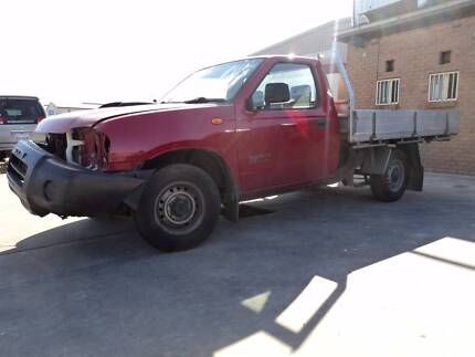 DISMANTLING NISSAN NAVARA D22 CAB CHASSIS UTE 2009 DX ALL PARTS Wingfield Port Adelaide Area Preview
