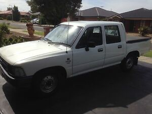 Toyota hilux 96 Melton Melton Area Preview