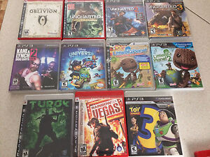 PS2 & Games - PS3 Games - Xbox &Games