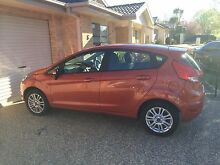 2014 Ford Fiesta Hatchback Nicholls Gungahlin Area Preview