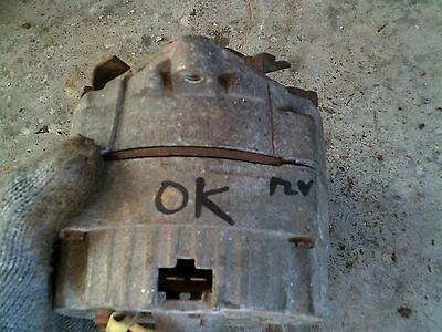 Farmall John Deere Tractor Good Working 12v Alternator Belt Drive Pulley