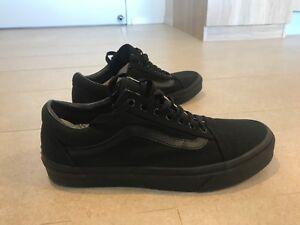 4663132fd3 Vans OLD SKOOL 42 black new condition