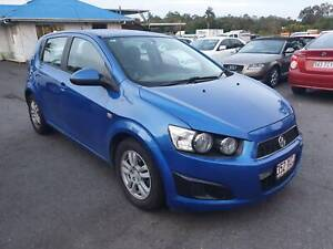 2012 Holden Barina Hatchback (TM) - Auto -Low Kms -Warranty -Driveaway Birkdale Redland Area Preview