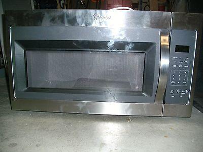 Whirlpool Microwave Hood Combination
